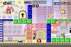Mario vs. Donkey Kong Screenshot 2